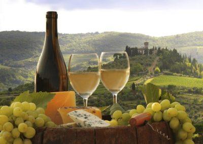 Degustazioni toscane_cibo e vini