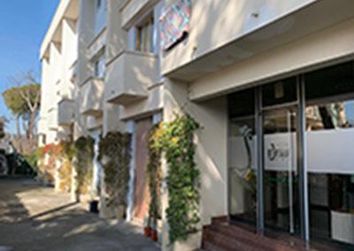 HOTEL esterno ingresso 400px